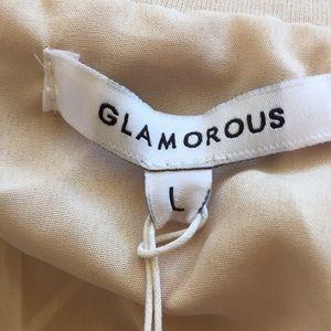 0acac78c Glamorous Jackets & Coats | Nwt Sequin Bomber Jacket Large | Poshmark